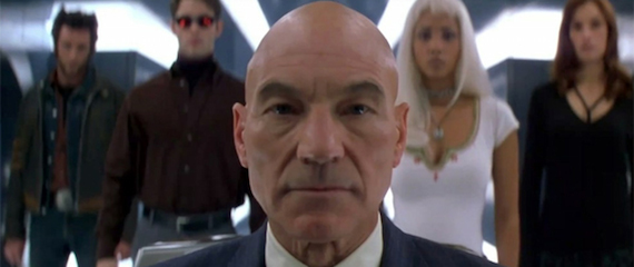 How To Develop Willpower the Superhero Way - Professor X and the Xmen