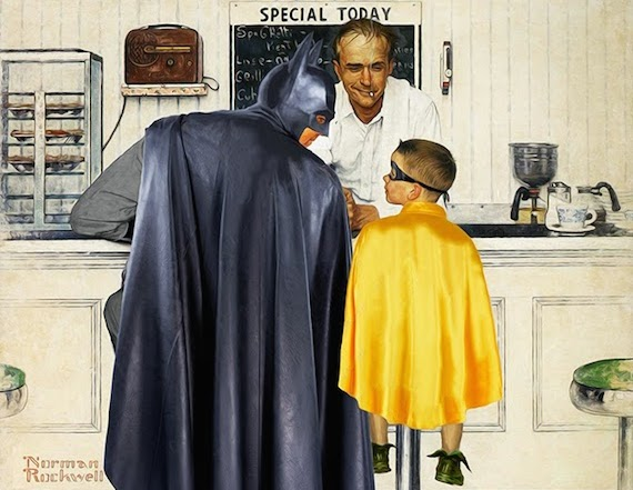 Best Birthday Gift Ever - Be Batman