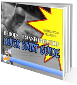 Quick Start Guide Cover - 3D Reverse - Small