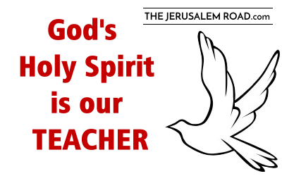 God's Holy Spirit is Our Teacher