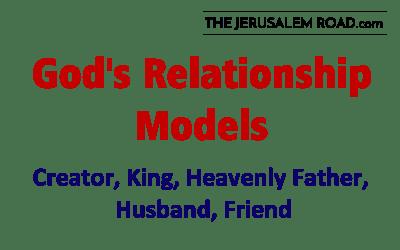 God's Relationship Models