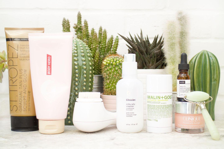Skincare review blog