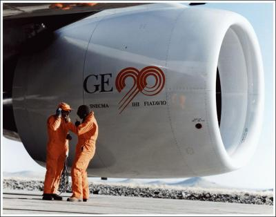 Top 10 Facts about the Worlds Largest Turbofan Engine,  The GE90-115B