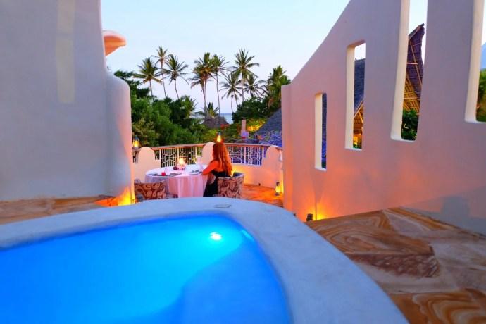 Xanadu luxury villas Zanzibar