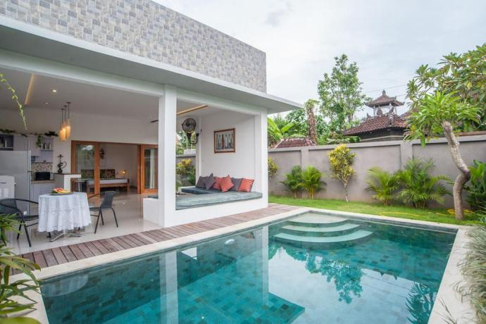 affordable villas Seminyak