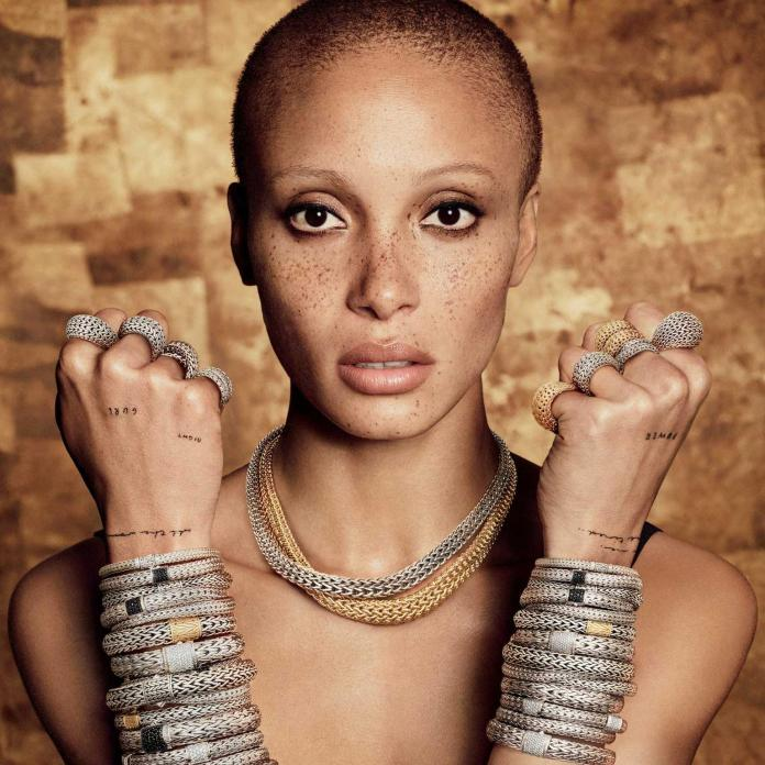 The unstoppable rise of Adwoa Aboah | The Jewellery Editor