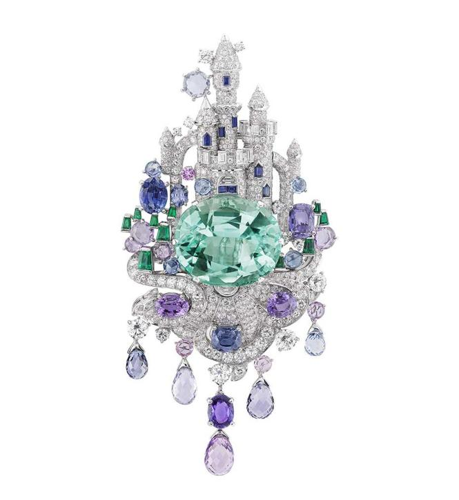 Van Cleef Arpels Jewelry Whole The Necklace