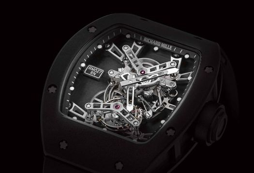 The Richard Mille watch that Rafael Nadal wore at Wimbledon