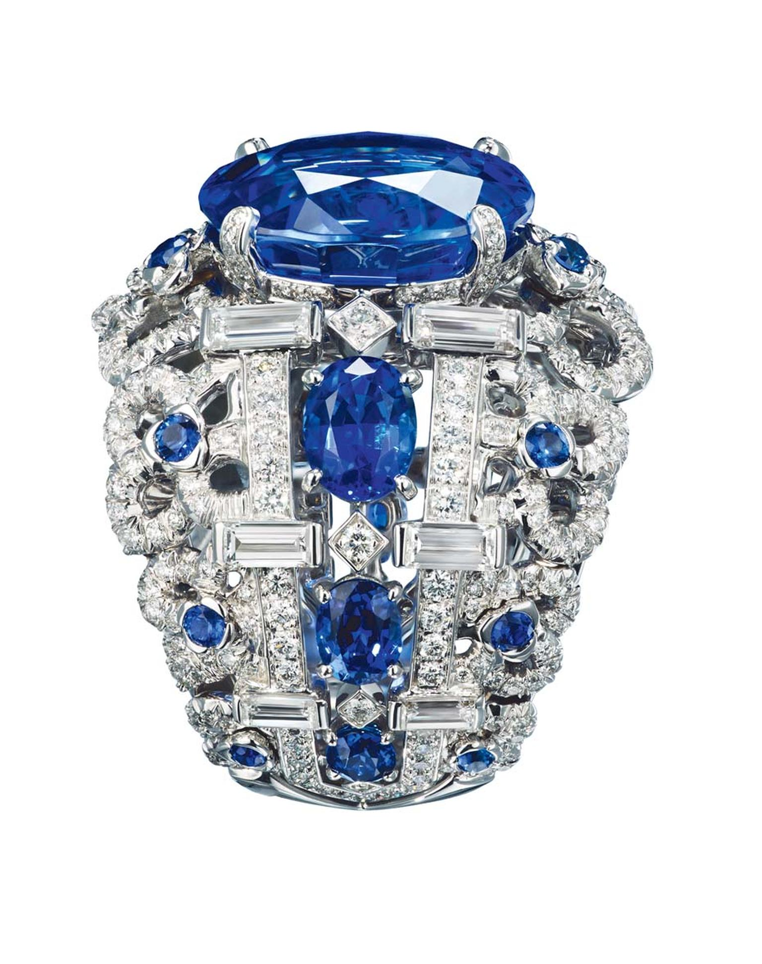 One Of The Revered Big Three Coloured Gemstones Blue