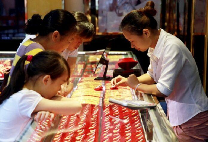 China's Retail Jewelry