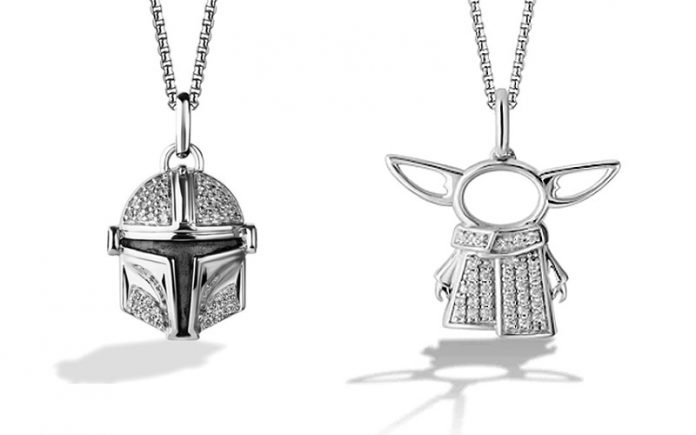 New Mandalorian-Themed Jewelry