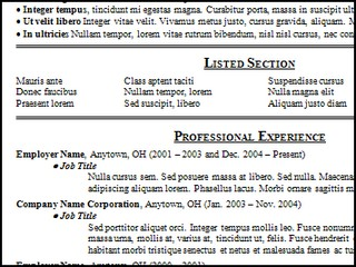 How To Make Your Resume Stand Out TheJobBored Com