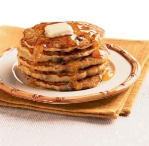 Oat Pancakes by Liezel van der Westhuizen as seen on the Expresso Show