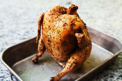 Cindy Nell-Roberts Shares Her Quick and Easy Beer-Chicken Recipe