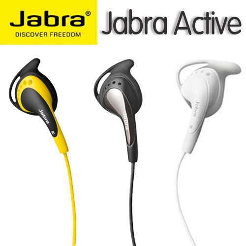 Jabra Active Earphones – Review