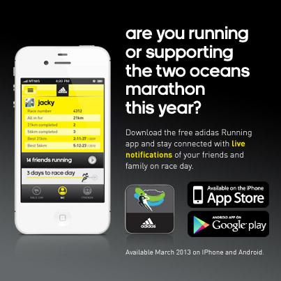 New Free Adidas Running App