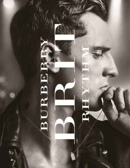 """Sexy and provocative, brit rhythm is inspired by the exhilaration and adrenaline of live music and the electric energy of the crowd"" - Christopher Bailey, Burberry Chief Creative Officer"