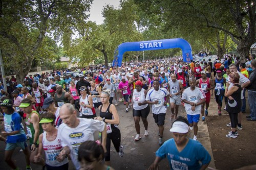 Thousands of Entries Pour in for the Annual Bestmed TuksRace