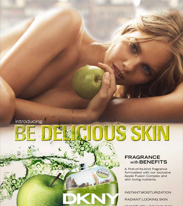 DKNY – Skin Fragrance With Benefits