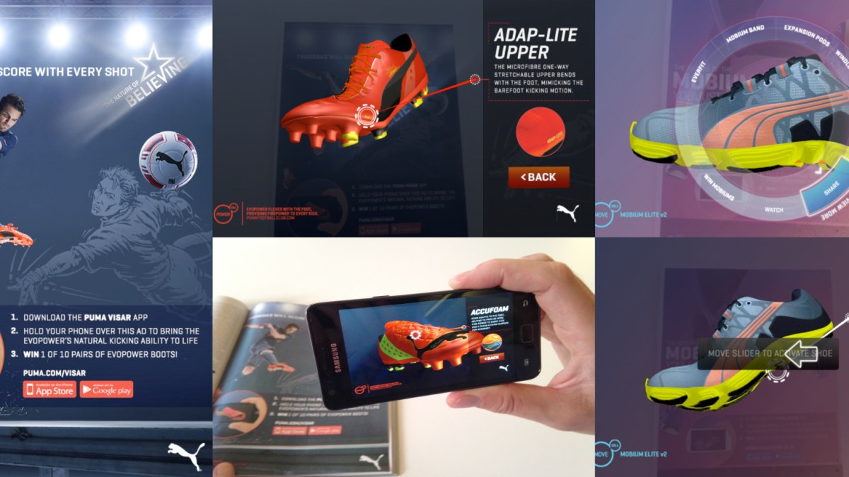 Win With The Newly Launched Puma Reality App