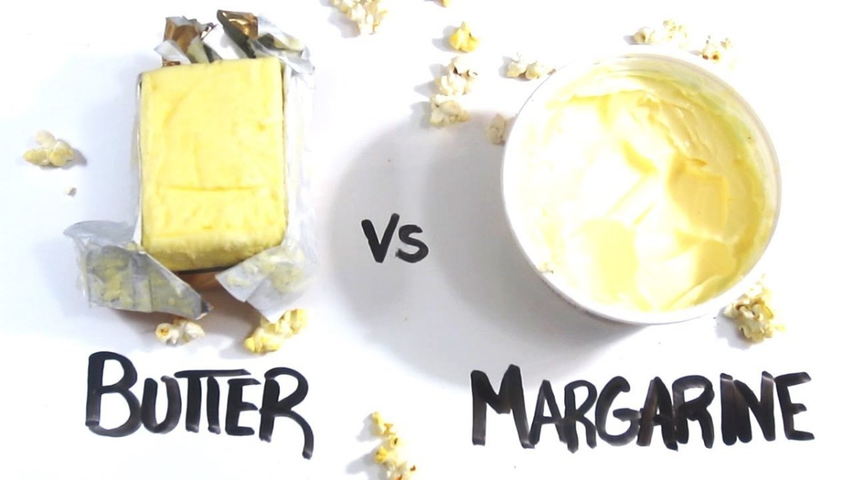 Butter Versus Margarine What is REALLY Healthier?