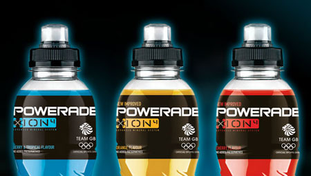 The New POWERADE ION4