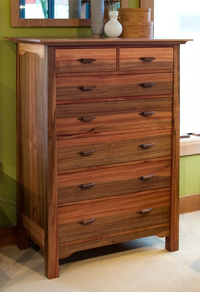 Fresh on the floor  Pacific Tall 7 Dresser Drawer  The