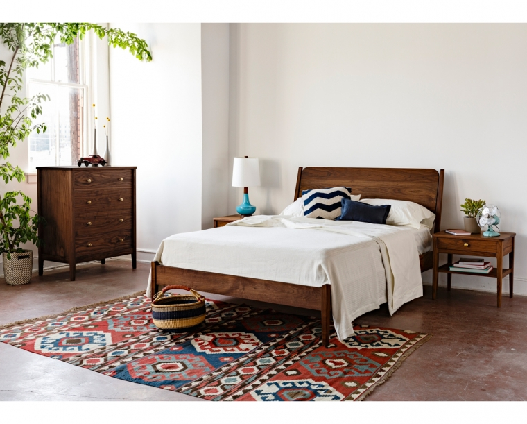 Whitman Bed The Joinery