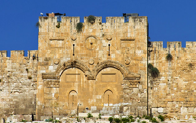 Image result for the golden gate of jerusalem