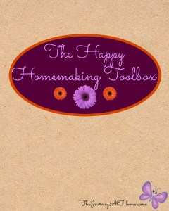 Grab my FREE Homemaking Toolbox now!