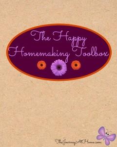Grab my FREE Homemaking Toolbox now!