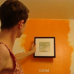 how to paint a small room