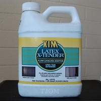 xim latex paint extender use on trim moldings