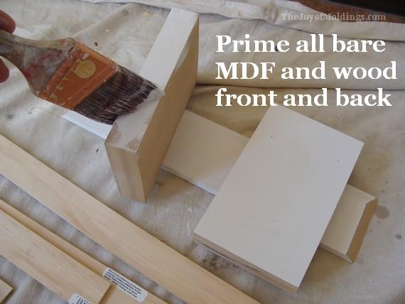 prime mdf plinth blocks