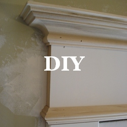 how to make simple mdf door trim moldings surround