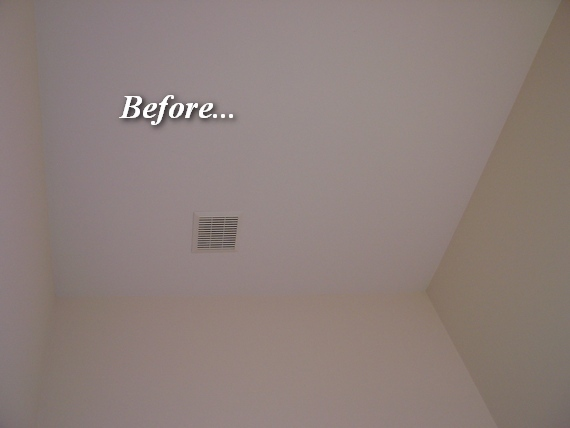 How to install crown molding on vaulted or cathedral ceilings the joy of moldings - Crown molding wallpaper ...