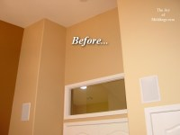 How to Install Crown Molding on Vaulted or Cathedral ...