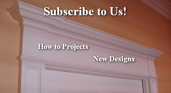 how to install decorate with moldings trimwork
