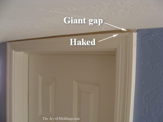 easy door trim molding