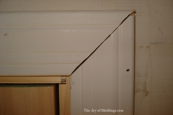 simple door trim moldings