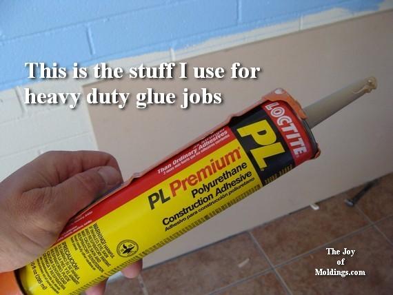 Loctite PL Premium Construction Adhesive