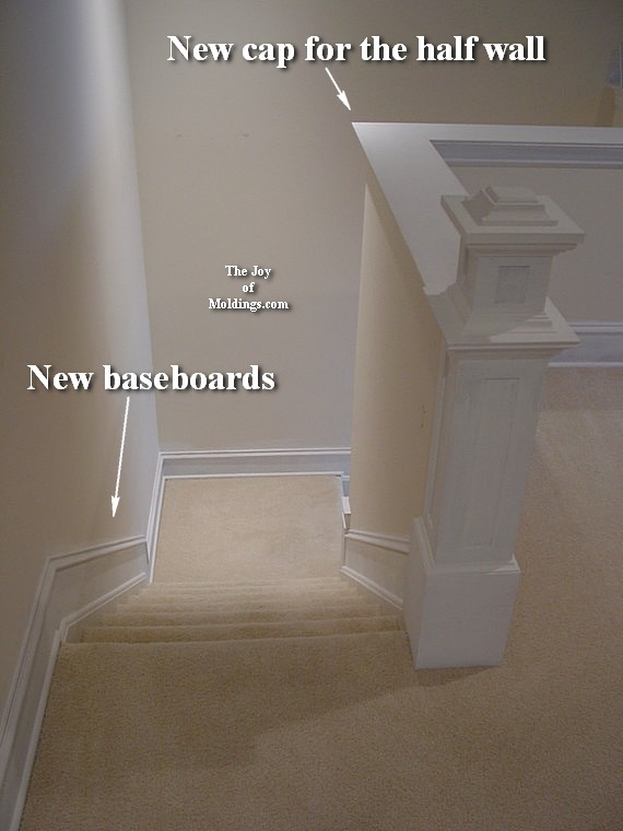 how to make newel post