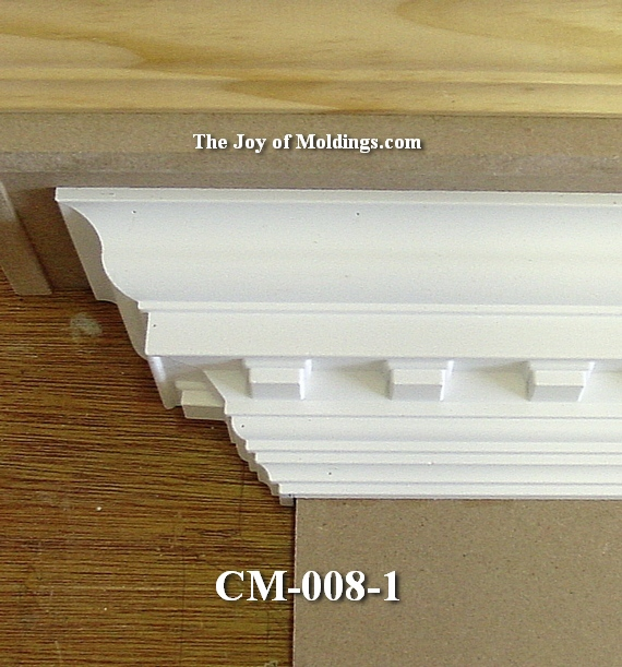 foam crown molding how to install