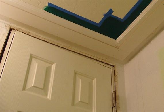 half bathroom moldings