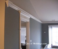 Molding Ideas For Sloped Ceiling | Joy Studio Design ...