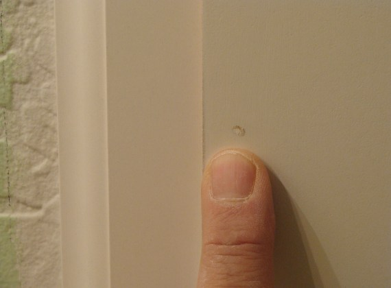 how to prime mouldings