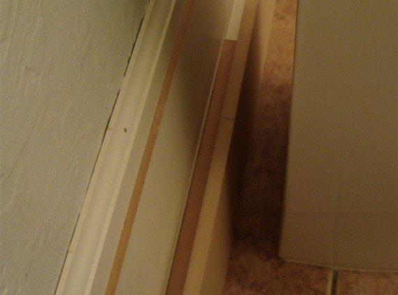 how to install baseboard molding