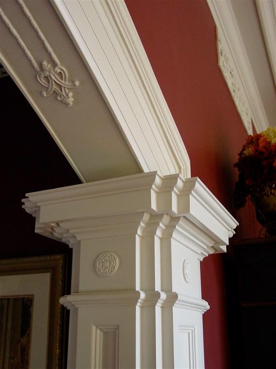interior archway capital