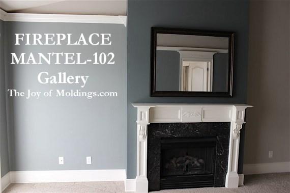 diy mdf fireplace mantel