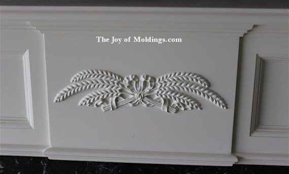woodworking ornaments for mantel